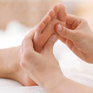 Reflexology Therapy Course