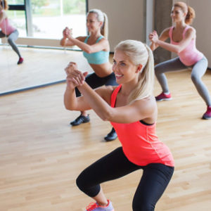 Aerobic Bootcamp Course