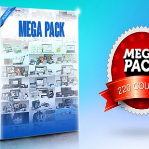 220 Courses Mega Package