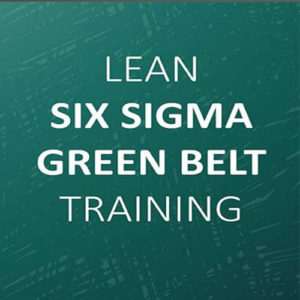 IASSC Accredited Lean Six Sigma Green Belt Training