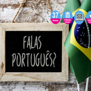Level 1, 2 & 3 Brazilian Portuguese With Business Correspondence Training