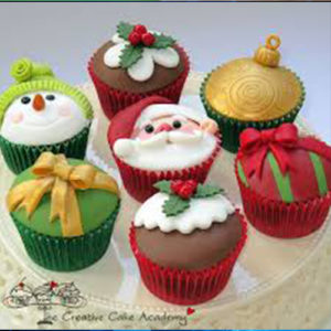 Cup Cake Academy Level 2 Diploma