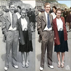Photo Colourisation
